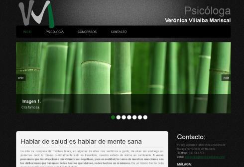 Psicologa Marbella Málaga Verónica Villalba