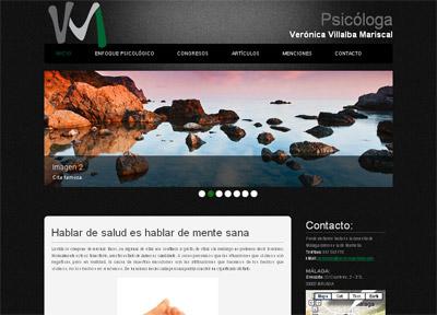 Psicologa Marbella Malaga Veronica Villalba